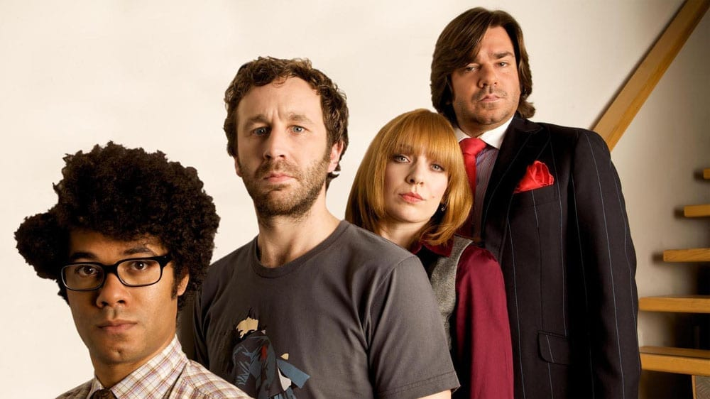 """<span class=""""entry-title-primary"""">Hide the Internet, Because the US is Taking Another Crack at 'The IT Crowd'</span> <span class=""""entry-subtitle"""">""""Hello, IT... Have you tried forcing an unexpected reboot?""""</span>"""