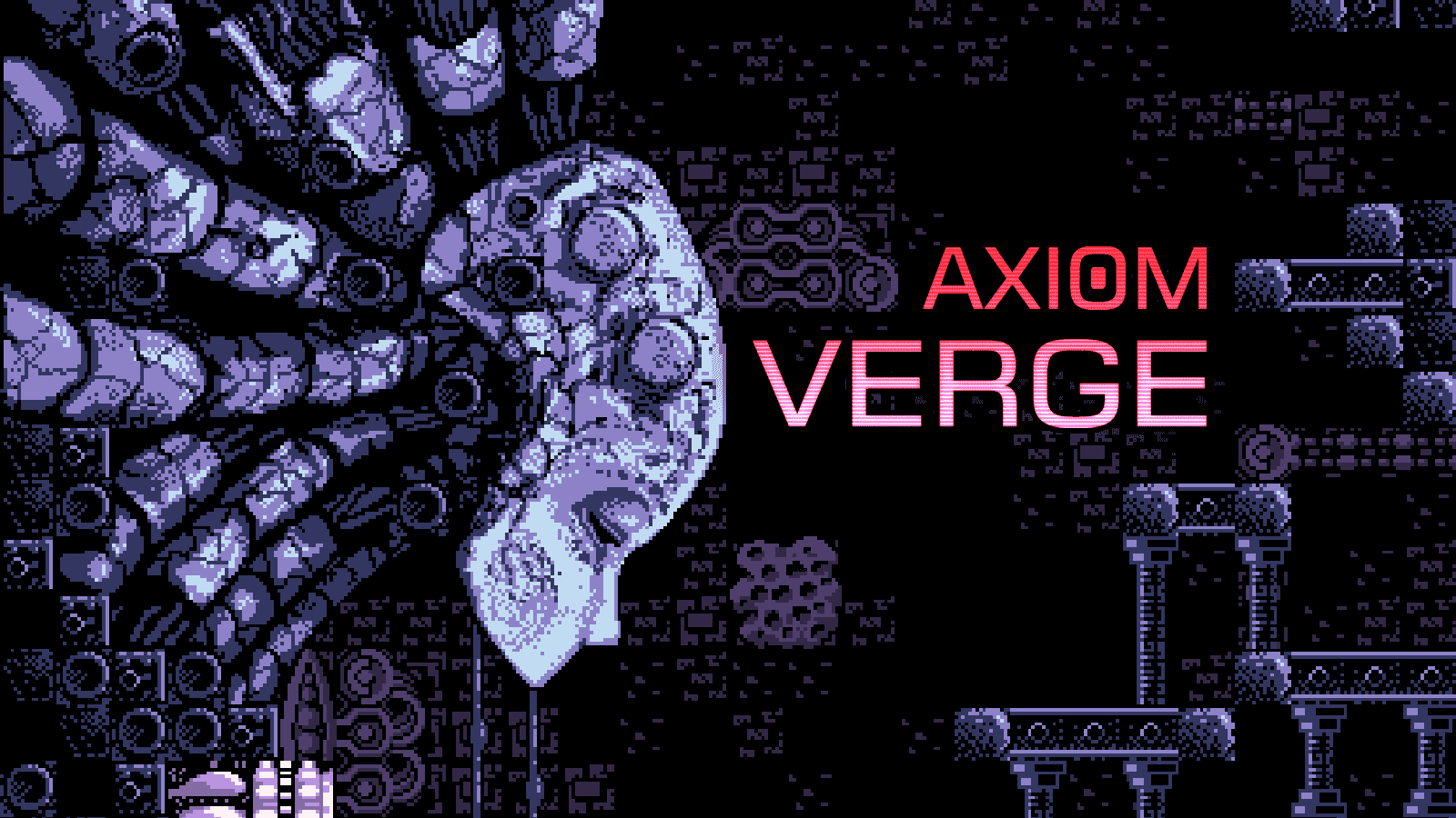 """<span class=""""entry-title-primary"""">Axiom Verge Review (Nintendo Switch)</span> <span class=""""entry-subtitle"""">An expertly crafted and unrelenting love letter to the Metroidvania genre</span>"""