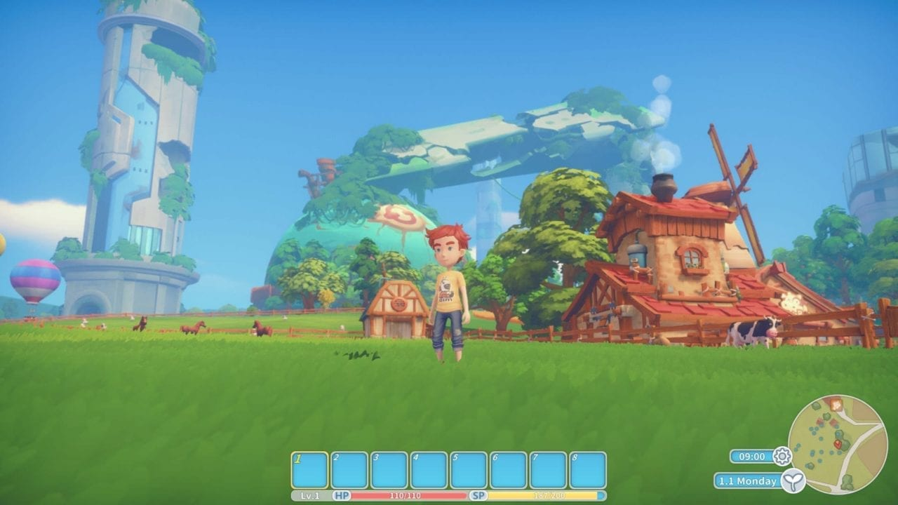 """<span class=""""entry-title-primary"""">Early Access Preview – My Time at Portia</span> <span class=""""entry-subtitle"""">A deceptively deep entry into the farming sim genre</span>"""