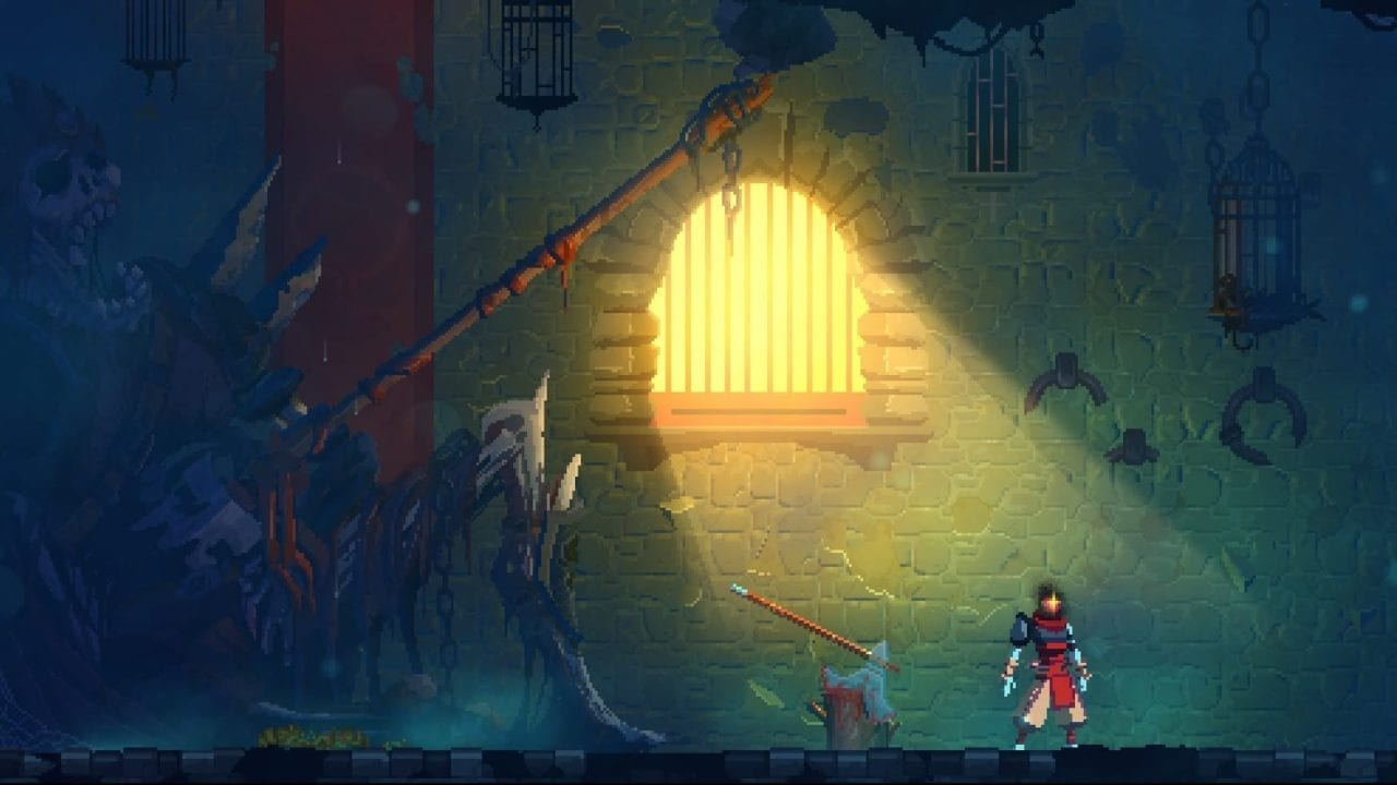 "<span class=""entry-title-primary"">Dead Cells is Coming to Consoles Later this Year</span> <span class=""entry-subtitle"">The game is currently in Early Access</span>"