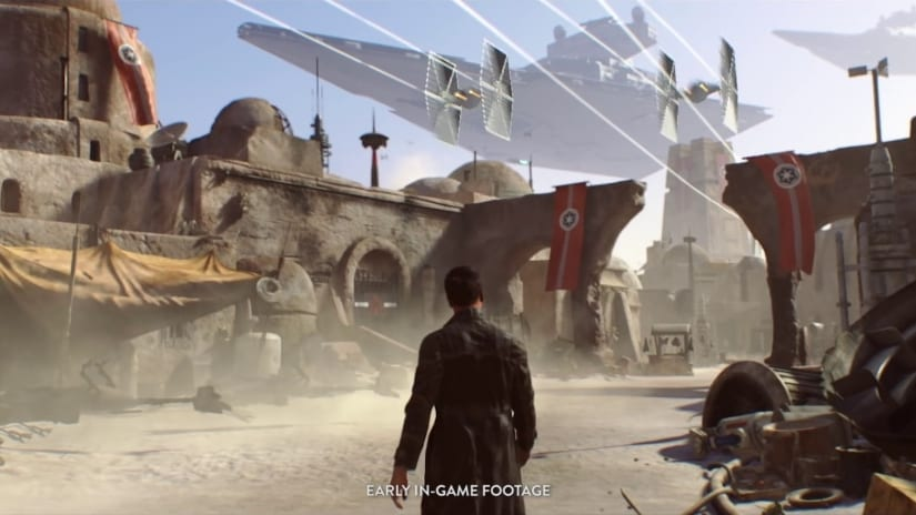 """<span class=""""entry-title-primary"""">Amy Hennig Talks Her Cancelled Star Wars Game</span> <span class=""""entry-subtitle"""">The game was cancelled by EA last year</span>"""