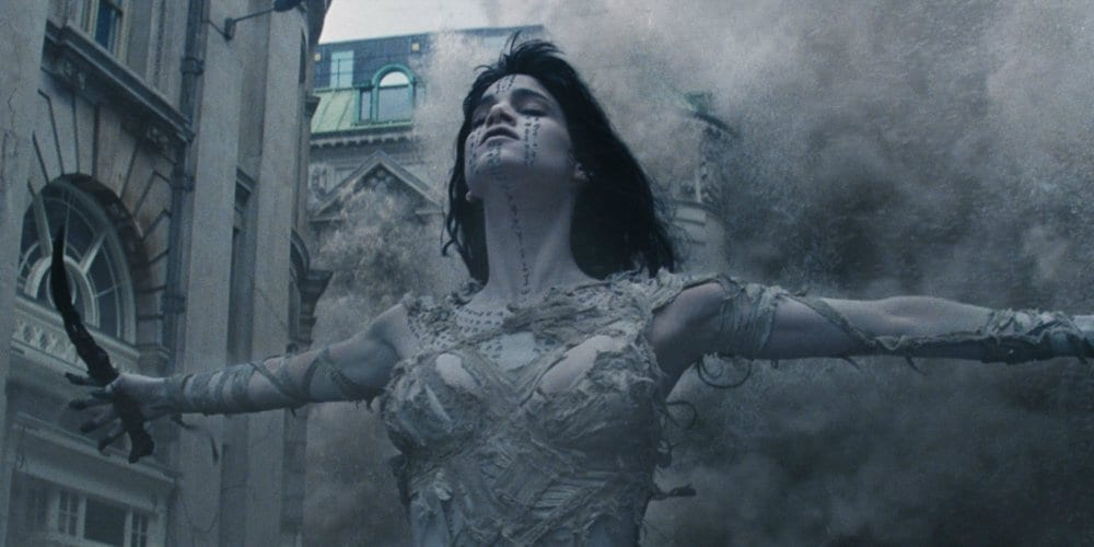 Pictured: 'The Mummy'