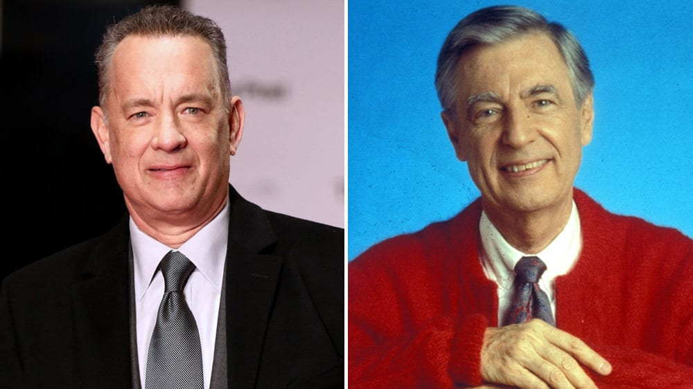 "<span class=""entry-title-primary"">Tom Hanks to Play US TV Icon Mr. Rogers in Biopic</span> <span class=""entry-subtitle"">Casting at its very best.</span>"