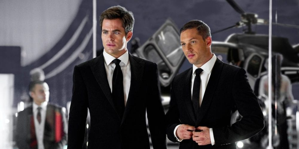 "<span class=""entry-title-primary"">'Call of Duty' Director Wants Chris Pine and Tom Hardy to Star</span> <span class=""entry-subtitle"">This means a 'This Means War' reunion.</span>"