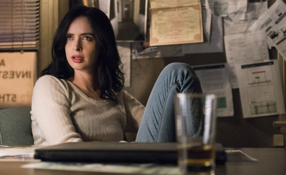 """<span class=""""entry-title-primary"""">Jessica Jones is Back in Season 2 Trailer</span> <span class=""""entry-subtitle"""">And she's looking for answers.</span>"""