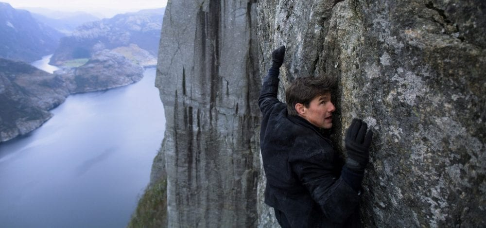 """<span class=""""entry-title-primary"""">'Mission: Impossible – Fallout' Gets Full Trailer</span> <span class=""""entry-subtitle"""">And it's exactly as action-packed as you'd expect.</span>"""