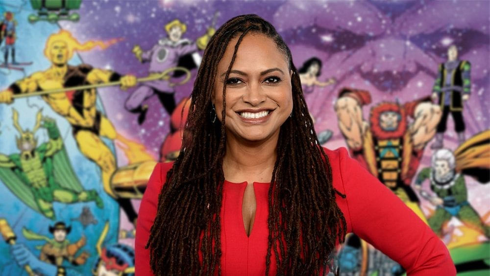 "<span class=""entry-title-primary"">Ava DuVernay's 'New Gods' Gets Writer</span> <span class=""entry-subtitle"">The DC Comics film is beginning to take shape</span>"