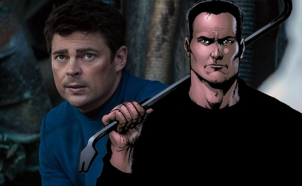 """<span class=""""entry-title-primary"""">Karl Urban Joins Amazon's 'The Boys'</span> <span class=""""entry-subtitle"""">He'll lead the new adaptation of Garth Ennis' comic</span>"""