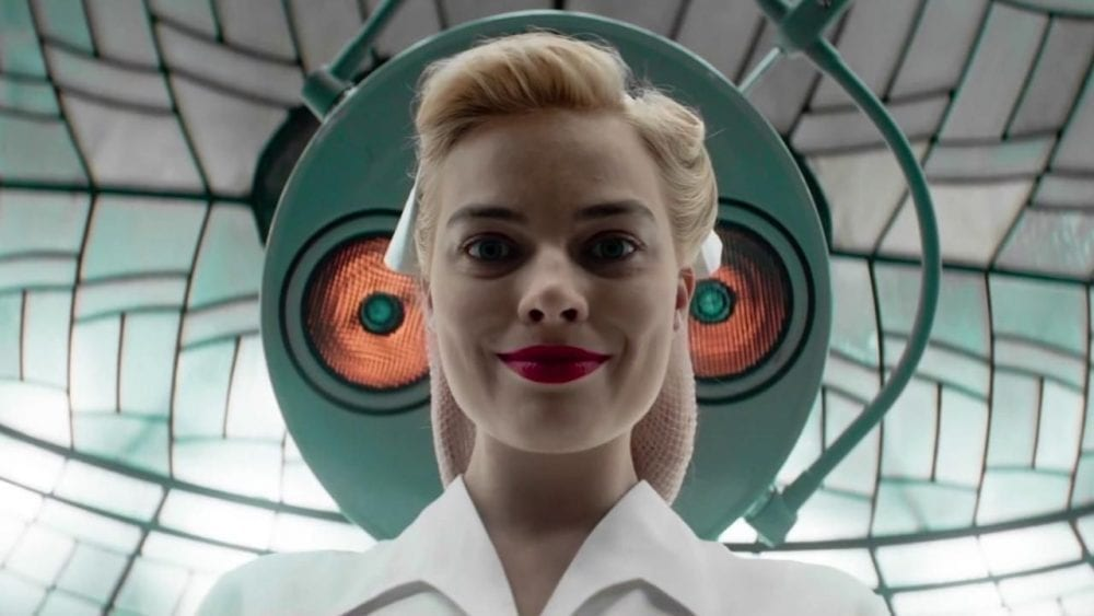 """<span class=""""entry-title-primary"""">Margot Robbie in 'Terminal' Full Trailer</span> <span class=""""entry-subtitle"""">Harley Quinn is practically sane compared to this.</span>"""