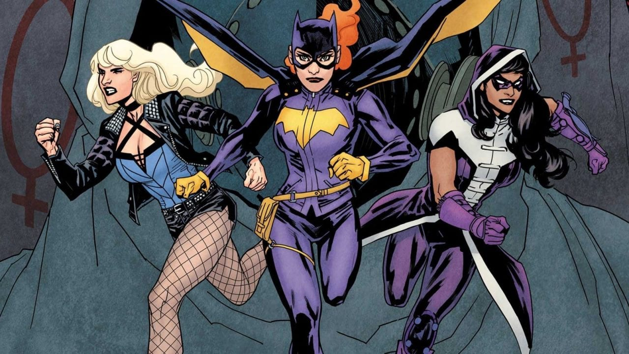 "<span class=""entry-title-primary"">DC's 'Birds of Prey' Gets a Production Start Date</span> <span class=""entry-subtitle"">As well as an all-female crew</span>"