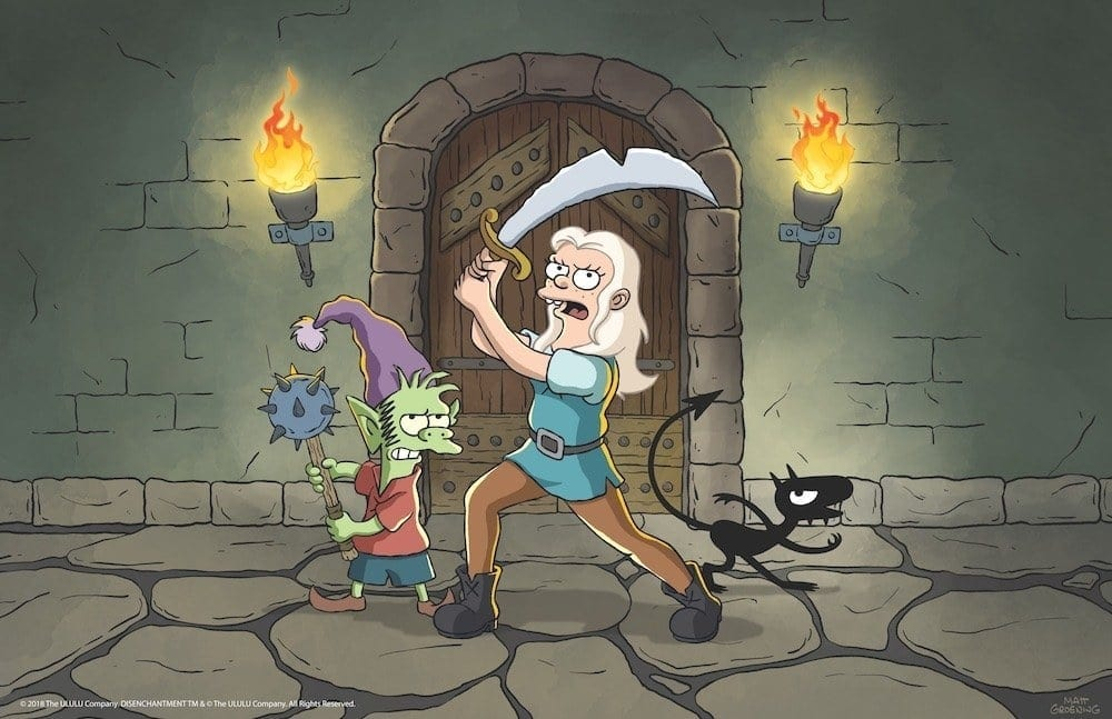 "<span class=""entry-title-primary"">Matt Groening's 'Disenchantment' Sets Premiere Date</span> <span class=""entry-subtitle"">To Dreamland!</span>"