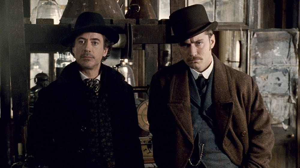 """<span class=""""entry-title-primary"""">'Sherlock Holmes 3' is Happening!</span> <span class=""""entry-subtitle"""">Holmes and Watson will be back Christmas 2020</span>"""