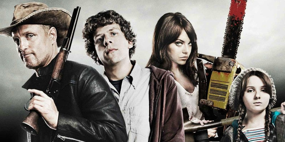 """<span class=""""entry-title-primary"""">'Zombieland' Sequel May Happen in 2019 With Original Cast</span> <span class=""""entry-subtitle"""">Grab a Twinkie and celebrate!</span>"""