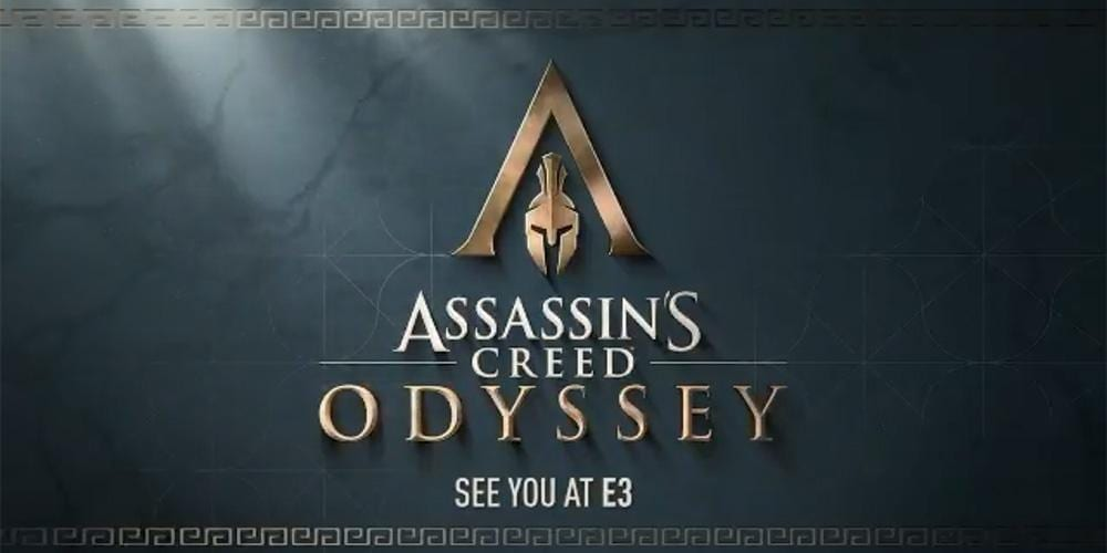 """<span class=""""entry-title-primary"""">Ubisoft Confirms 'Assassin's Creed Odyssey'</span> <span class=""""entry-subtitle"""">THIS IS SPARTA!</span>"""