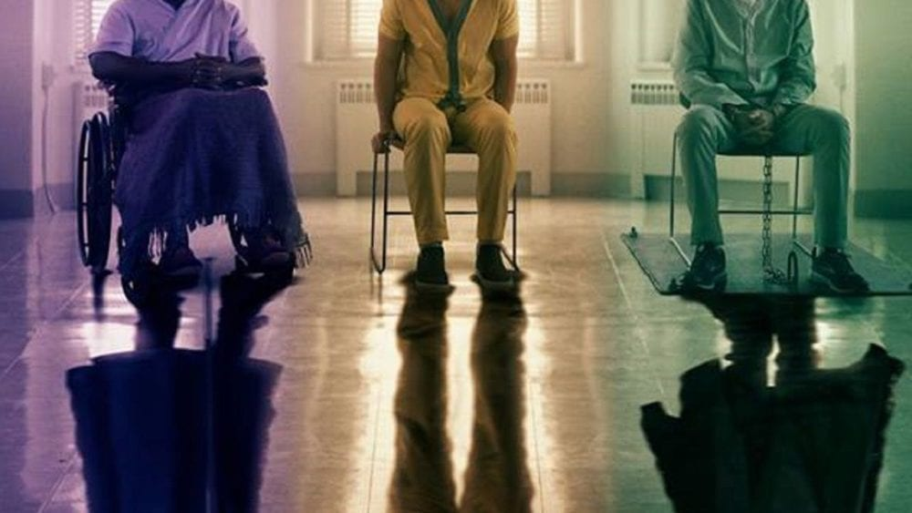 """<span class=""""entry-title-primary"""">M. Night Shyamalan Reveals 'Glass' Teaser Poster</span> <span class=""""entry-subtitle"""">They're altogether now</span>"""