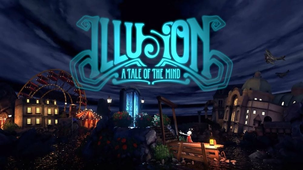 """<span class=""""entry-title-primary"""">Venture Into the Darkness with 'Illusion: A Tale of the Mind'</span> <span class=""""entry-subtitle"""">Will you succumb to the illusion?</span>"""