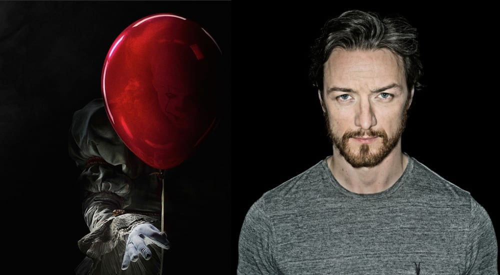 "<span class=""entry-title-primary"">James McAvoy Marks First Day of Filming on 'IT: Chapter Two'</span> <span class=""entry-subtitle"">By sharing a photo</span>"