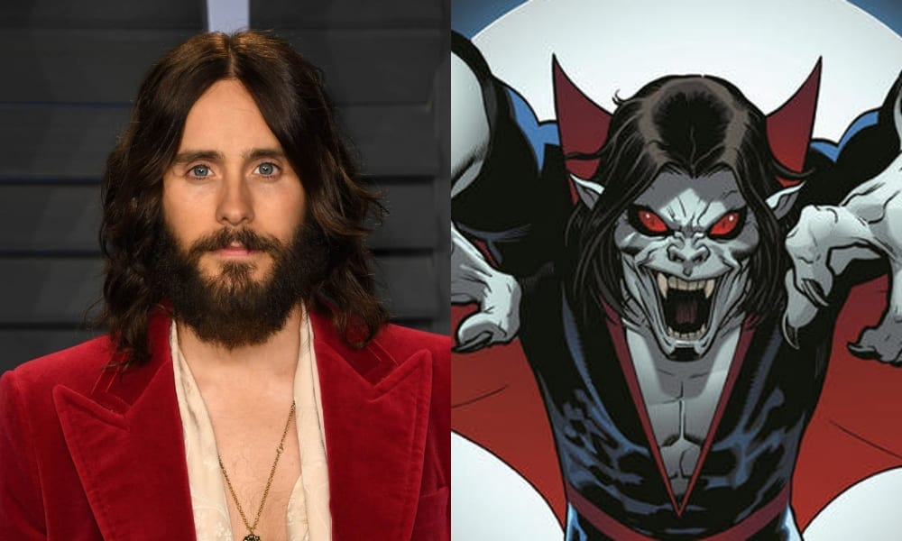 """<span class=""""entry-title-primary"""">Jared Leto to Star as 'Morbius the Living Vampire'</span> <span class=""""entry-subtitle"""">Well, he's already got the vampire thing down.</span>"""