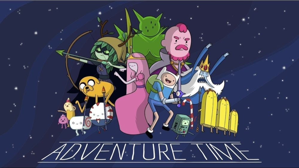 """<span class=""""entry-title-primary"""">New Photos From the 'Adventure Time' Finale Revealed</span> <span class=""""entry-subtitle"""">It's almost upon us</span>"""