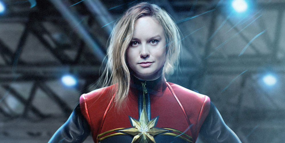 "<span class=""entry-title-primary"">Captain Marvel Has Wrapped</span> <span class=""entry-subtitle"">Brie Larson shares the news</span>"