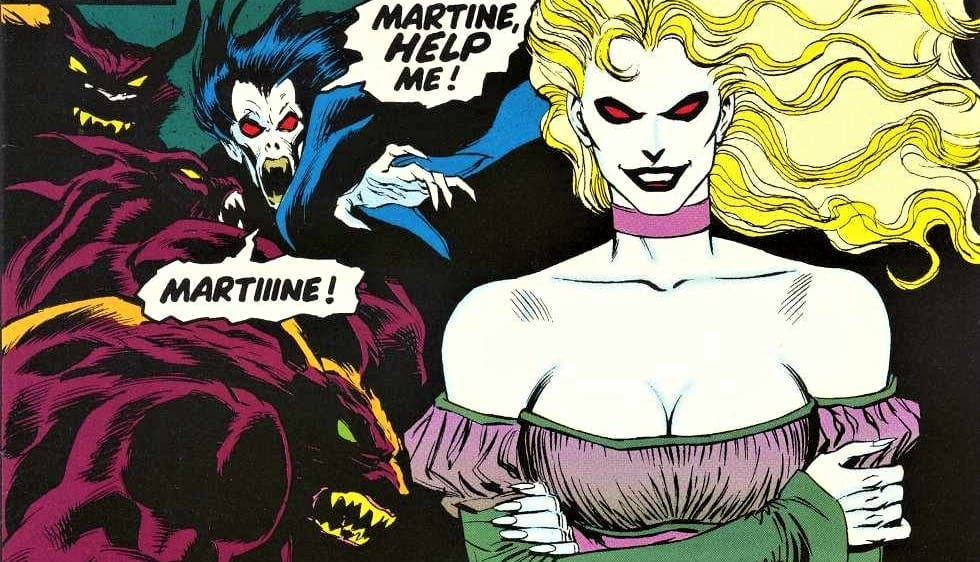 "<span class=""entry-title-primary"">Sony's 'Morbius' Film Will Reportedly Include Martine Bancroft</span> <span class=""entry-subtitle"">Morbius' leading lady revealed?</span>"