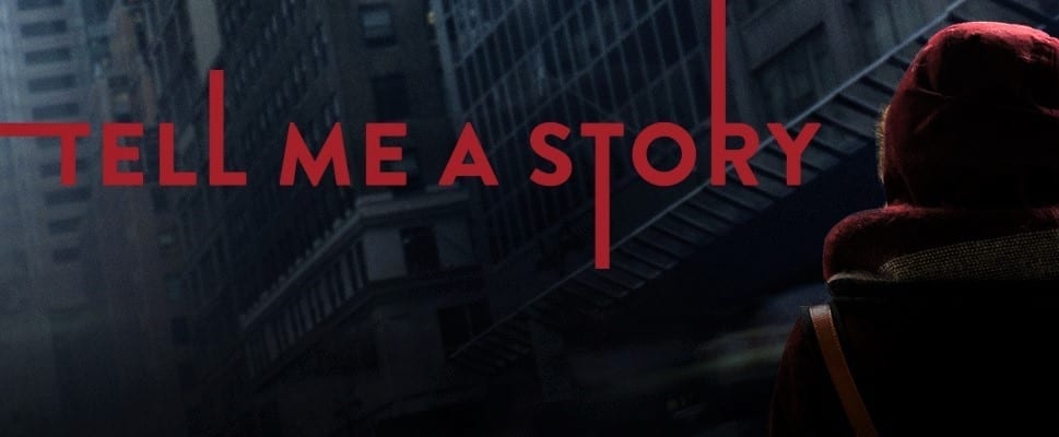 """<span class=""""entry-title-primary"""">Dark Tales Come Knocking in 'Tell Me A Story' Trailer</span> <span class=""""entry-subtitle"""">Arriving on CBS All Access this Halloween</span>"""