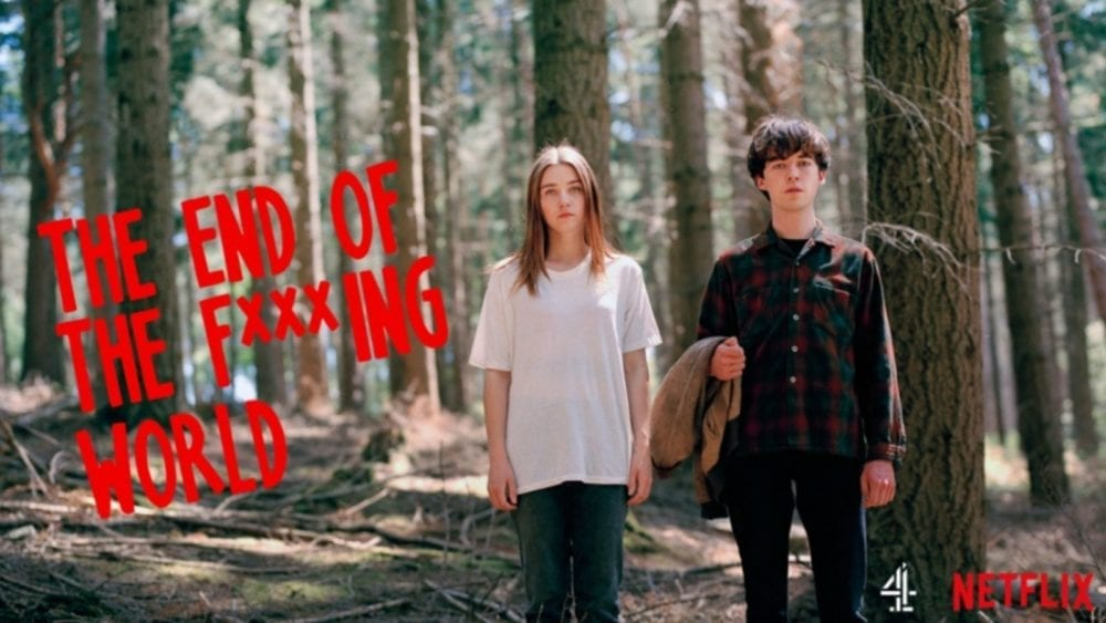 """<span class=""""entry-title-primary"""">'The End of the F***ing World' Gets Second Season on Netflix</span> <span class=""""entry-subtitle"""">It's only the beginning of the end, apparently.</span>"""