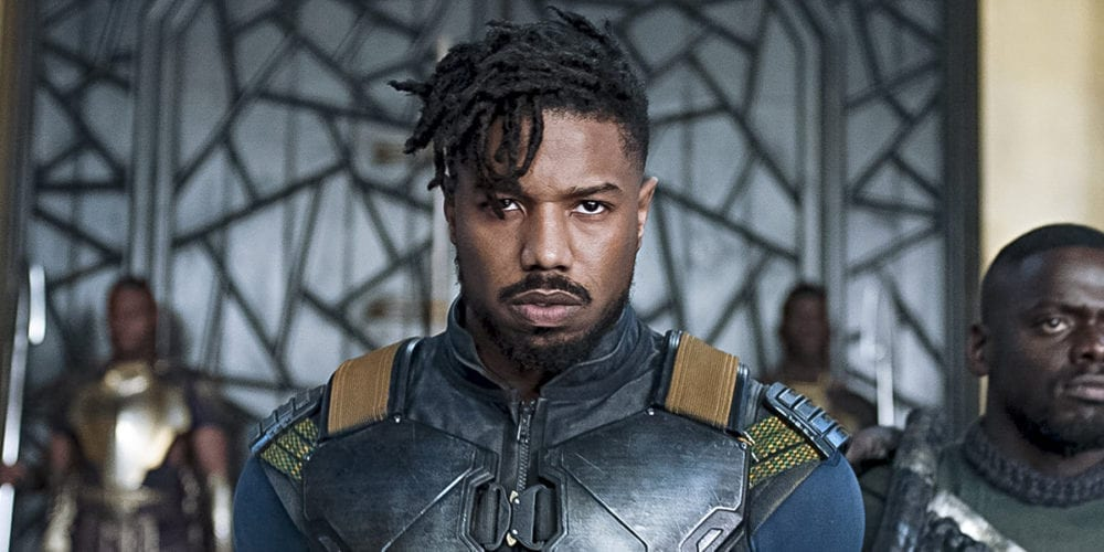"<span class=""entry-title-primary"">Black Panther's Killmonger to Get Solo Comic Series</span> <span class=""entry-subtitle"">Coming this December</span>"