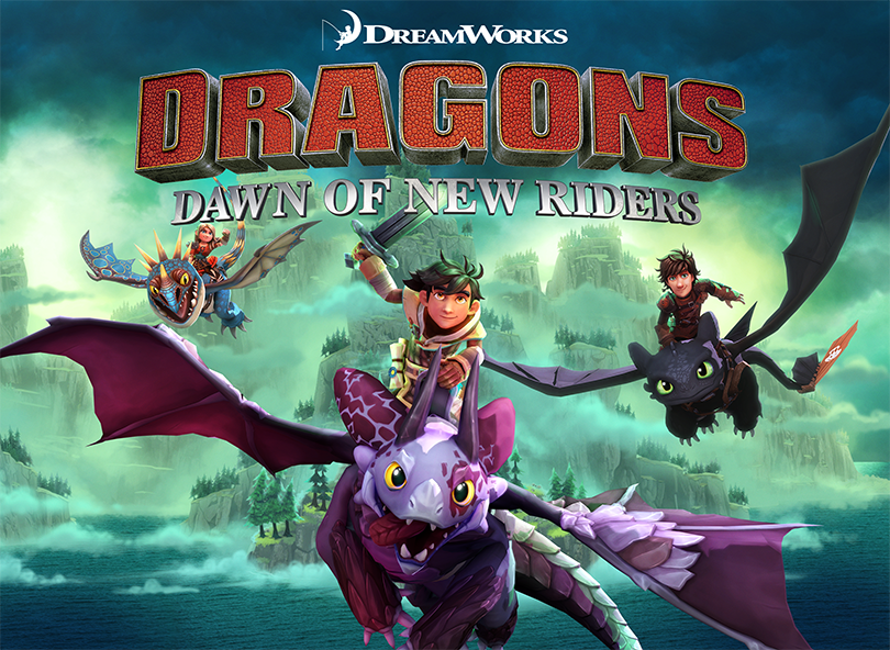 "<span class=""entry-title-primary"">'Dreamworks Dragons Dawn of New Riders' Coming 2019</span> <span class=""entry-subtitle"">The new game, from Outright Games and Universal Games, based on the DreamWorks Dragons franchise is coming to PlayStation 4, Xbox One, Nintendo Switch and PC in 2019</span>"