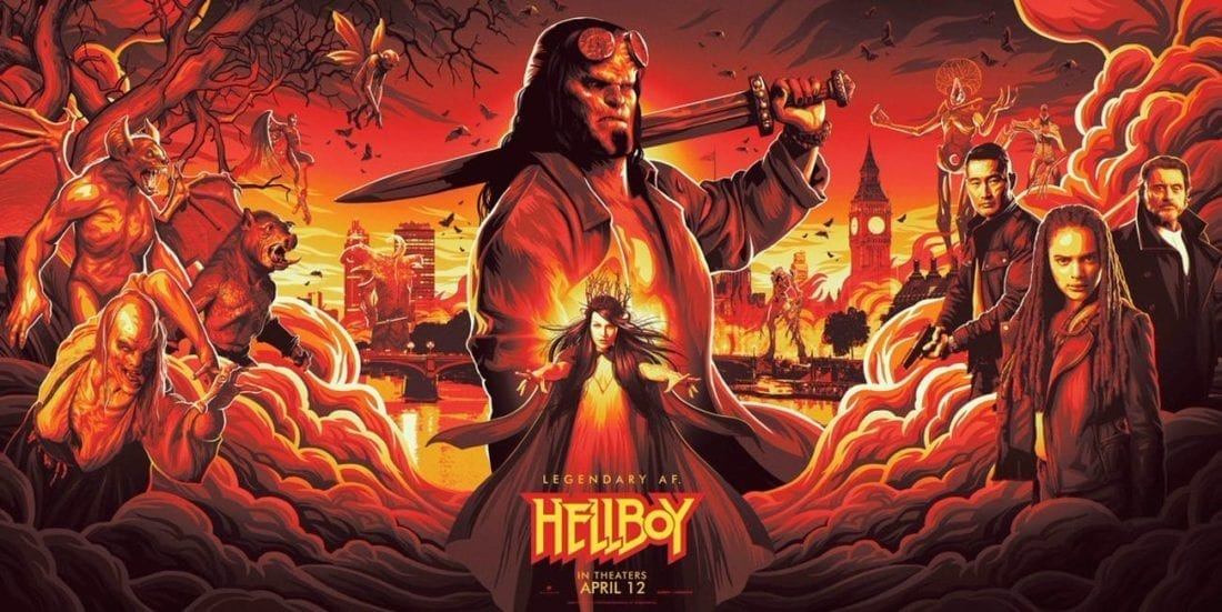 "<span class=""entry-title-primary"">NYCC 2018: David Harbour & Cast of 'Hellboy' Tease New Film</span> <span class=""entry-subtitle"">We can't wait to go to hell. </span>"