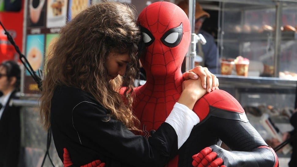 """<span class=""""entry-title-primary"""">'Spider-Man: Far From Home' Trailer to Drop This Weekend</span> <span class=""""entry-subtitle"""">Everything's coming up Marvel!</span>"""