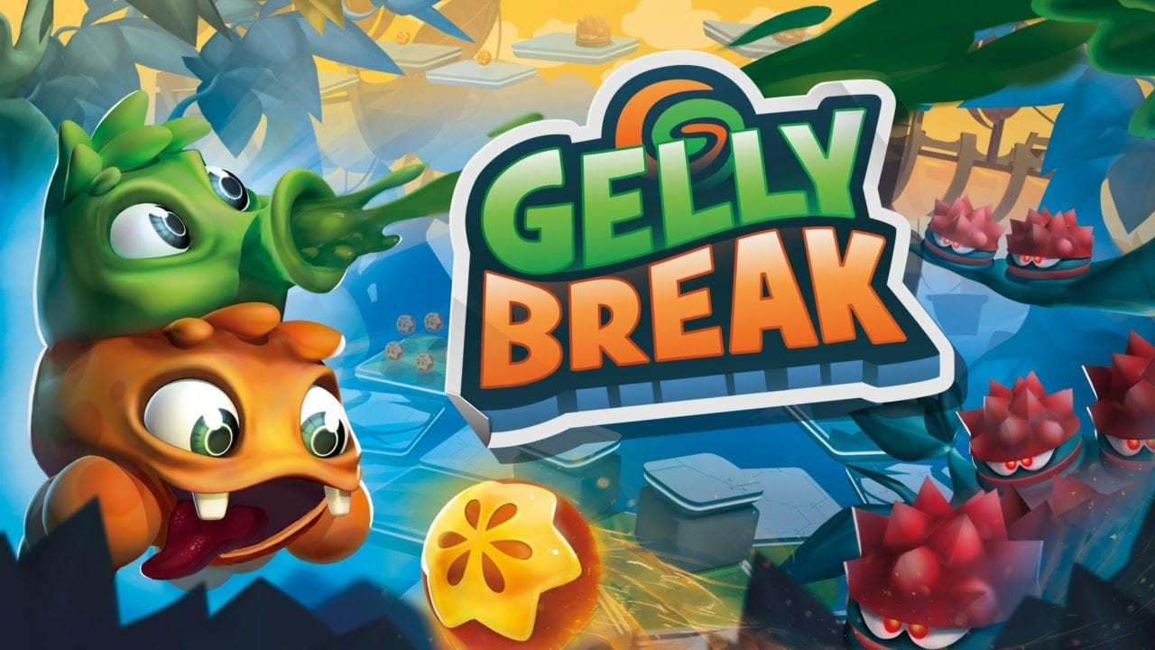 """<span class=""""entry-title-primary"""">'Gelly Break' Brings Teamwork, Party Fun to Nintendo Switch Today!</span> <span class=""""entry-subtitle"""">The colourful co-op is available now</span>"""