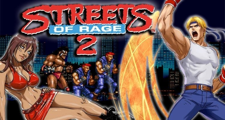We Love Streets Of Rage 2!