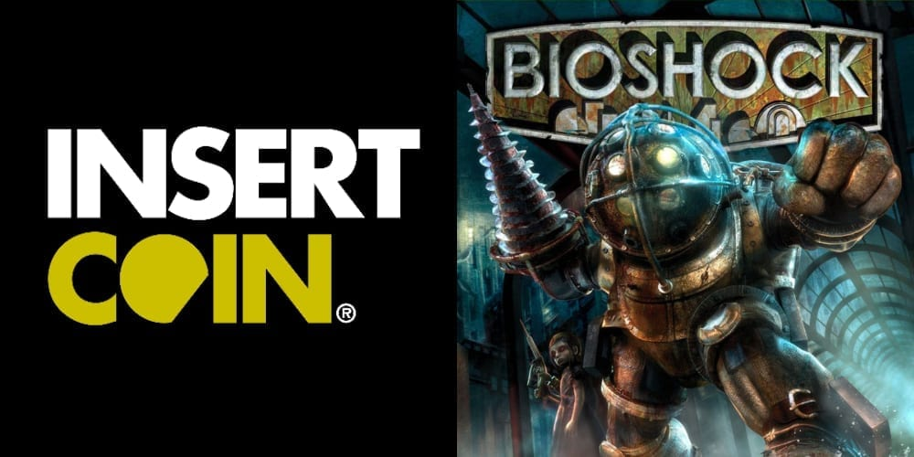 """<span class=""""entry-title-primary"""">Insert Coin Clothing Reveals New 'BioShock' Range</span> <span class=""""entry-subtitle"""">Breaking the mould.</span>"""