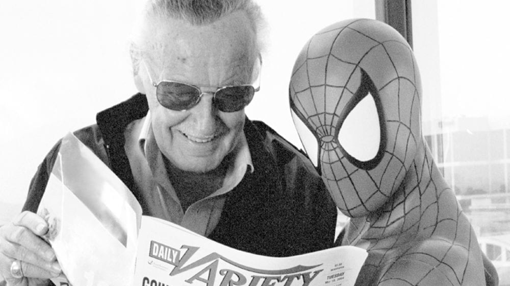 "<span class=""entry-title-primary"">IN MEMORIAM: Stan Lee (1922 – 2018)</span> <span class=""entry-subtitle"">The Marvel Comics legend was 95</span>"