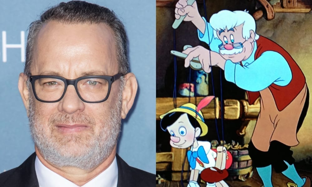 """<span class=""""entry-title-primary"""">Tom Hanks In Talks for Geppetto in Live-Action 'Pinocchio'</span> <span class=""""entry-subtitle"""">Another live-action remake on the way</span>"""