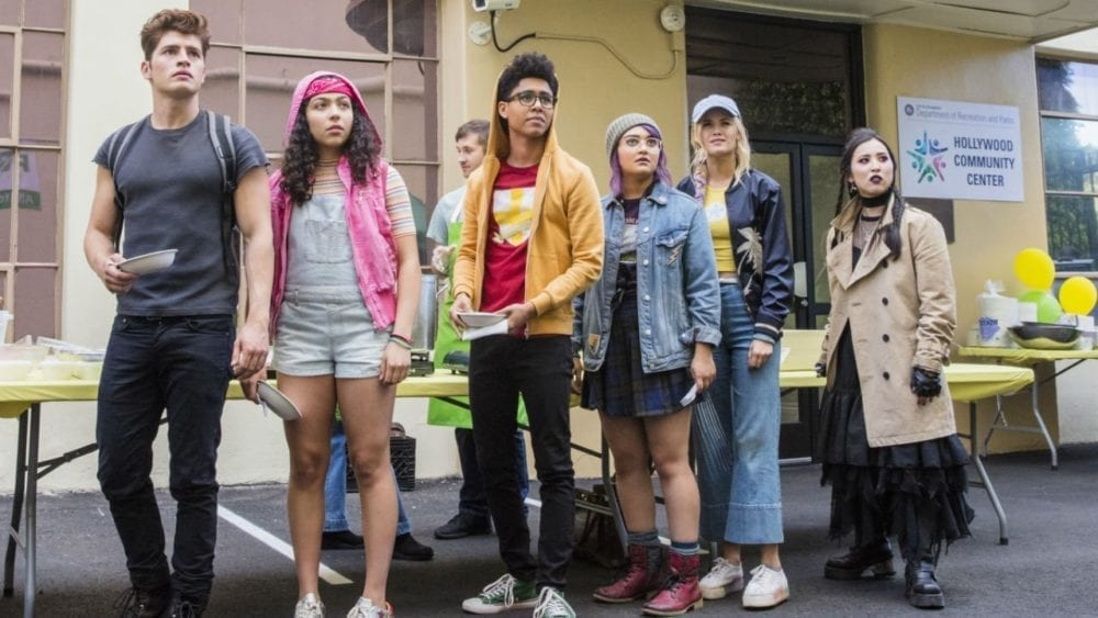 "<span class=""entry-title-primary"">'Marvel's Runaways' Season 2 Trailer Released</span> <span class=""entry-subtitle"">There's a dinosaur in a shopping trolley.</span>"