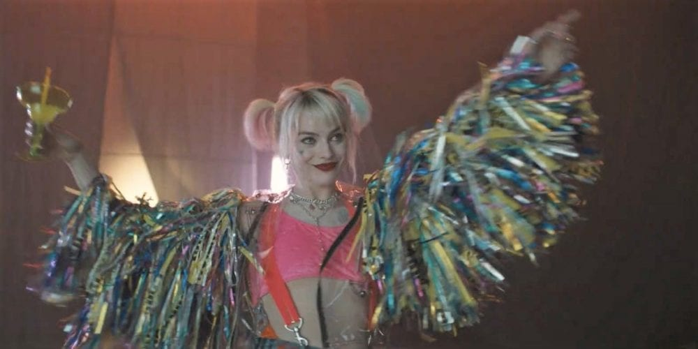 "<span class=""entry-title-primary"">Margot Robbie Shares First Look at Harley Quinn in 'Birds of Prey'</span> <span class=""entry-subtitle"">AND A TEASER TRAILER</span>"