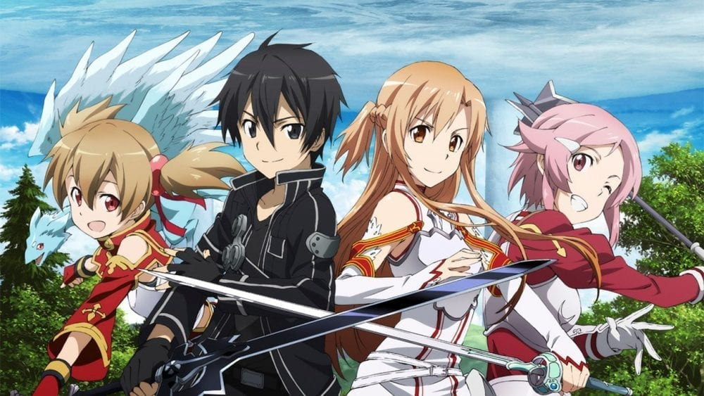 Return to the World Of 'Sword Art Online' With Two New Games