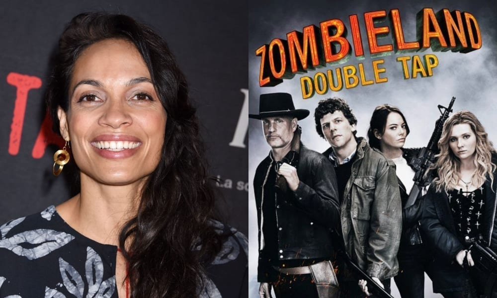 "<span class=""entry-title-primary"">Rosario Dawson to Co-Star in 'Zombieland' Sequel</span> <span class=""entry-subtitle"">It begins</span>"