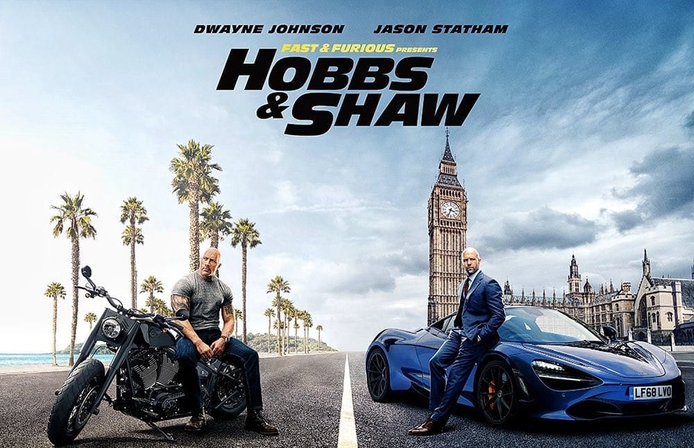 """<span class=""""entry-title-primary"""">'Fast & Furious' Spin-off 'Hobbs & Shaw' Gets Trailer</span> <span class=""""entry-subtitle"""">Vroom.</span>"""
