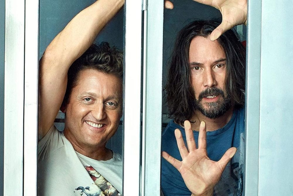 "<span class=""entry-title-primary"">'Bill & Ted Face the Music' Release Date Announced</span> <span class=""entry-subtitle"">Keanu Reeves and Alex Winter reveal all</span>"
