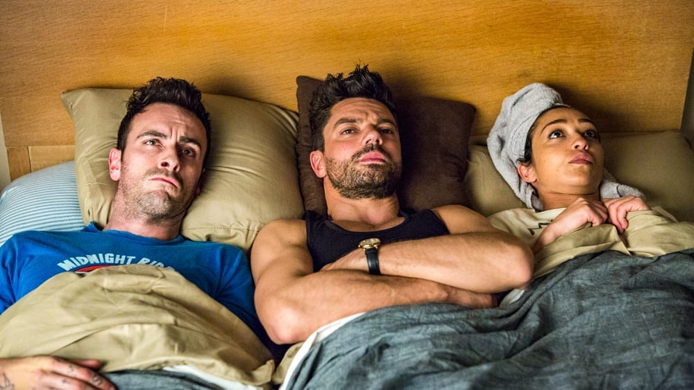 """<span class=""""entry-title-primary"""">AMC's 'Preacher' to End After Season 4</span> <span class=""""entry-subtitle"""">But, yeah, let's have ANOTHER Walking Dead series.</span>"""