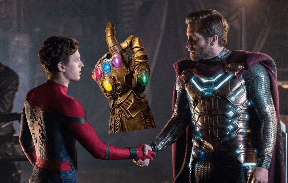 """<span class=""""entry-title-primary"""">Spidey Strikes Again! Tom Holland Shares Multiverse Spoiler</span> <span class=""""entry-subtitle"""">The actor revealed who tore open the multiverse</span>"""