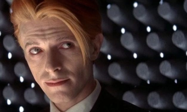 'The Man Who Fell to Earth' TV Series Ordered by CBS All Access