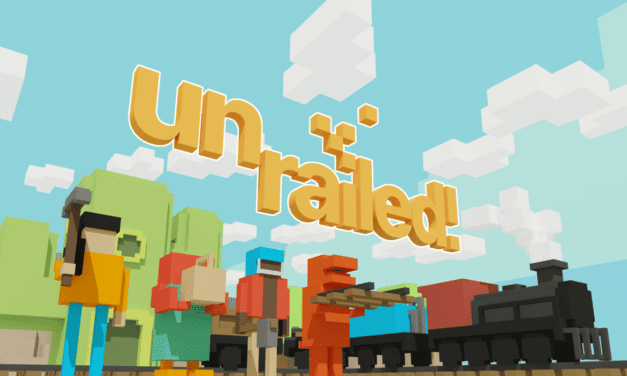 Full Steam Ahead! Charming Co-op Railroad-builder 'Unrailed!' Launches into Early Access Today