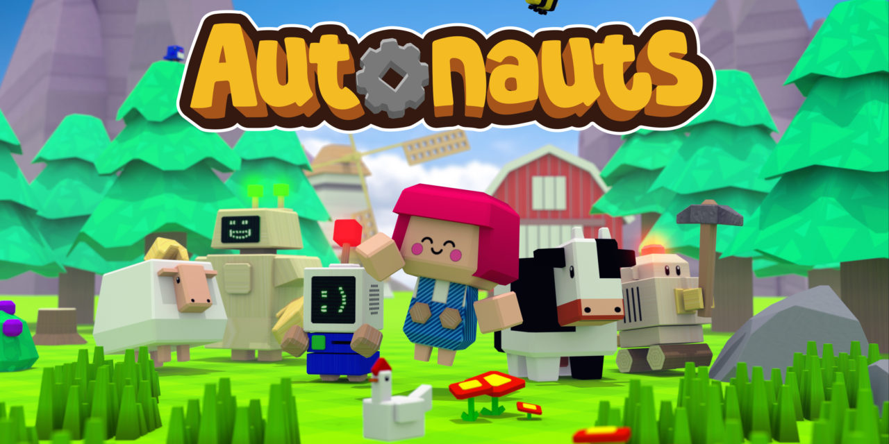 'Autonauts' Prepares to Launch on 17th October, Exclusively for PC