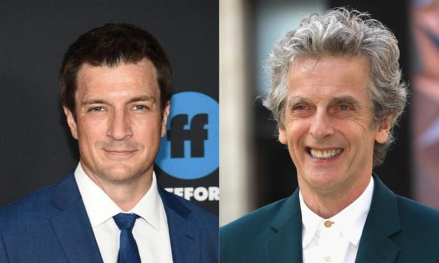 Nathan Fillion & Peter Capaldi Join 'The Suicide Squad'