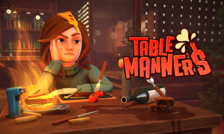 Courtship, Candles, & Calamity: Curve Digital Unveils Cheeky Physics-based Dating Sim 'Table Manners'