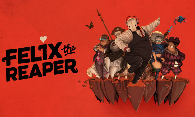 Dance-tastic Puzzle Adventure Game 'Felix The Reaper' Out Now
